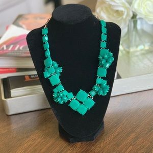 Jewelry - Statement Necklace    Green